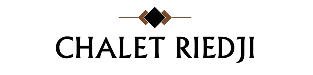 Chalet Riedji Logo